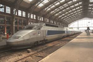 TGV French high speed train